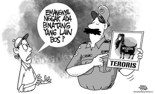 Teroris itu apa?
