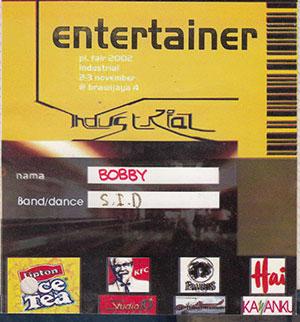 SID menjadi salah satu grup paling ditunggu di pensi legendaris, PL Fair.
