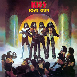 Kiss-LoveGun