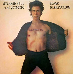 RichardHell-BlankGeneration