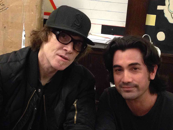 Jason and Mark Lanegan