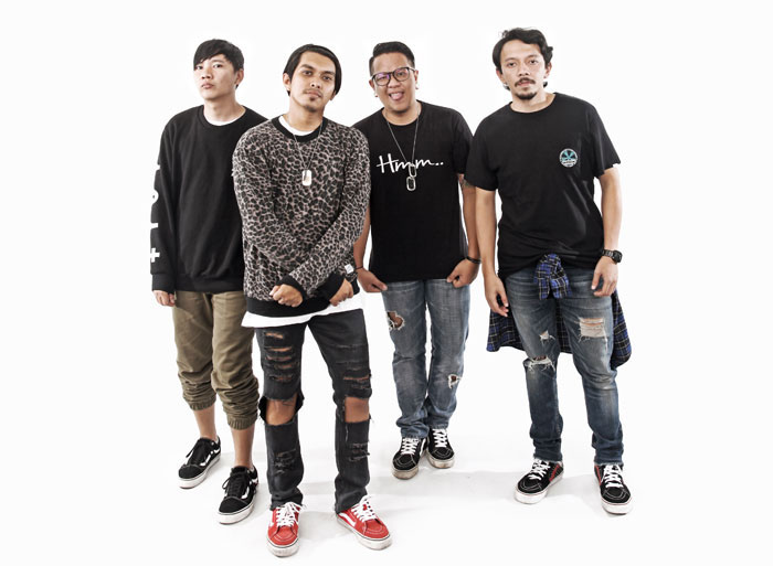 Rocket Rockers | Pic: Rock in Celebes