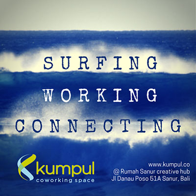 SurfingWorkingConnecting