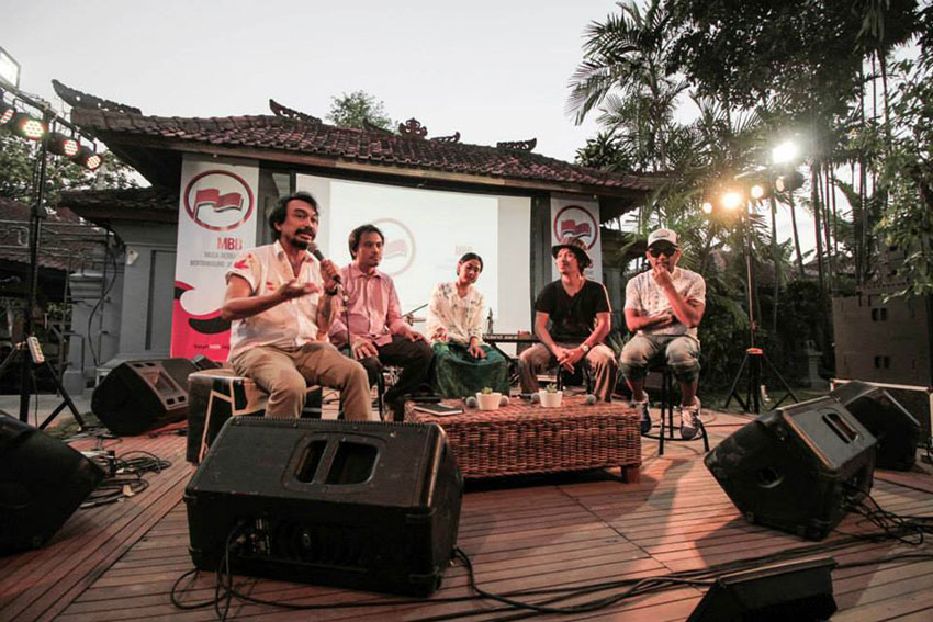 Hot issue: Forum MBB aims to encourage progressive and critical thinking among young Indonesians.