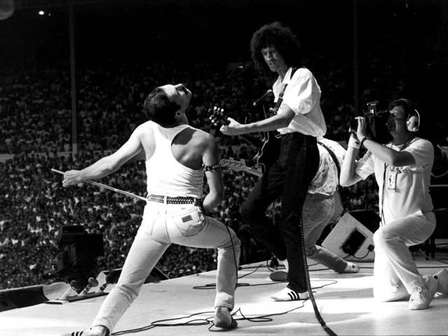 Queen | Foto diambil dari 40 Years Of Queen