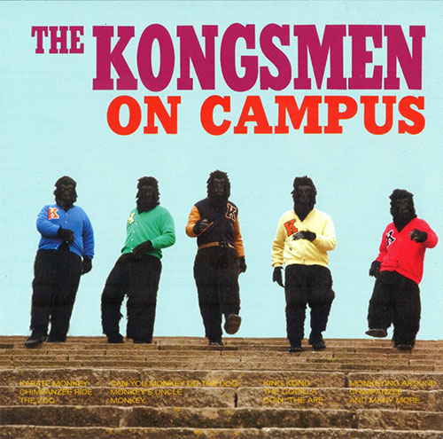 The Kongsmen-OnCampus